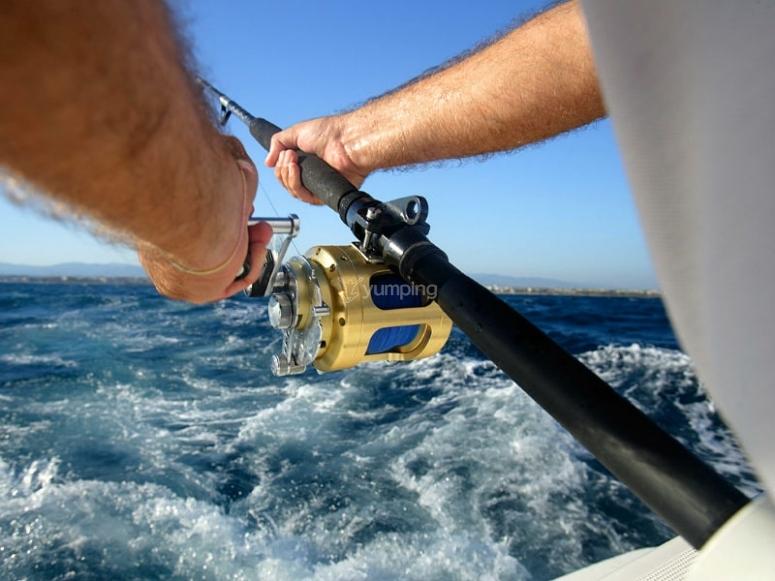坎布里尔斯钓鱼之旅