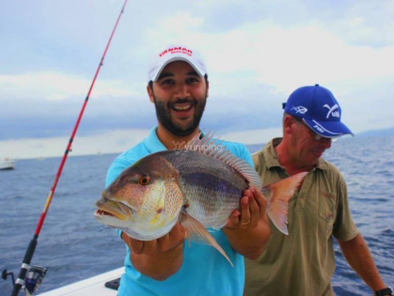坎布里尔斯钓鱼