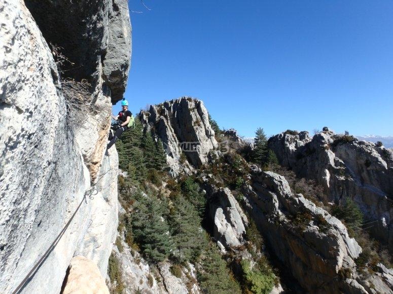 Via Ferrata Roques d'Empalomar