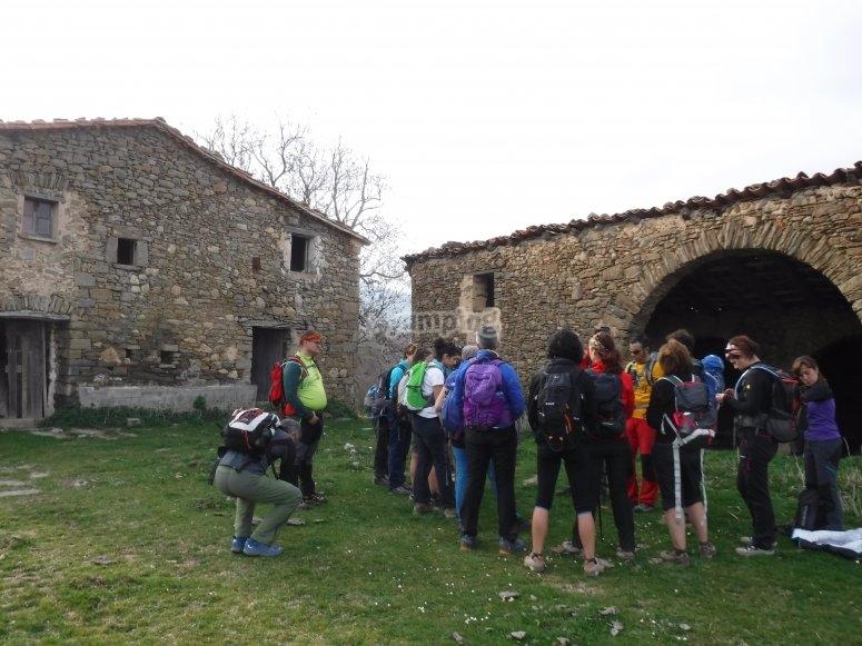 Val d'en Bas的自然环境