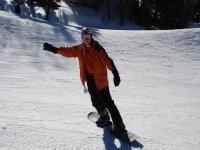 学习滑雪板