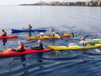 Disfrutando de la tranquilidad en kayak
