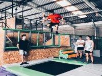 Trampoline jump session in Alicante 1h