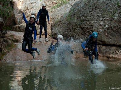 Catalonia Adventures Team Building