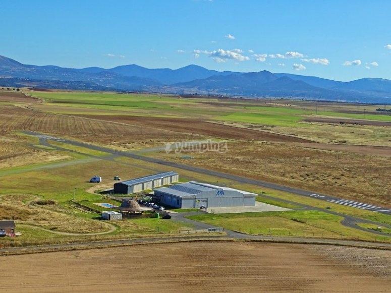 Marugán Airfield
