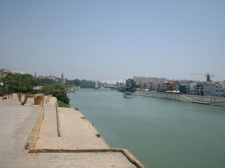 Excursión en kayak Sevilla