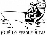 Que lo pesque Rita
