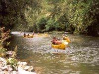 Actividades en canoa