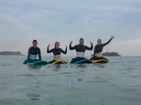 Surf course for groups