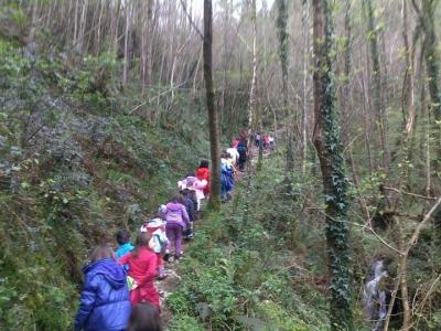 Trekking Day in Valle de Sastarrain