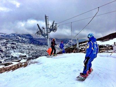 Escuela Esqui Leitariegos Snowboard