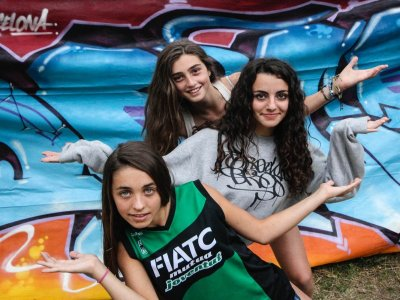 Hip hop camp with Brodas Bros in Montseny