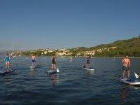 Salida de paddle surf por playas Mallorca