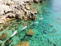 Alquiler material paddle surf Puerto de Alcudia 1h