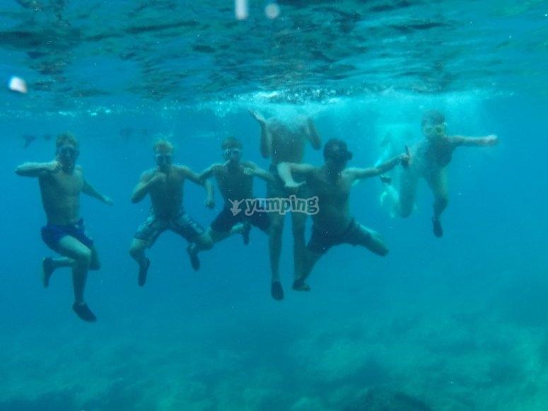 博内尔岛浮潜之旅