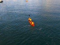 Guided kayak route through Gijón 1 hour