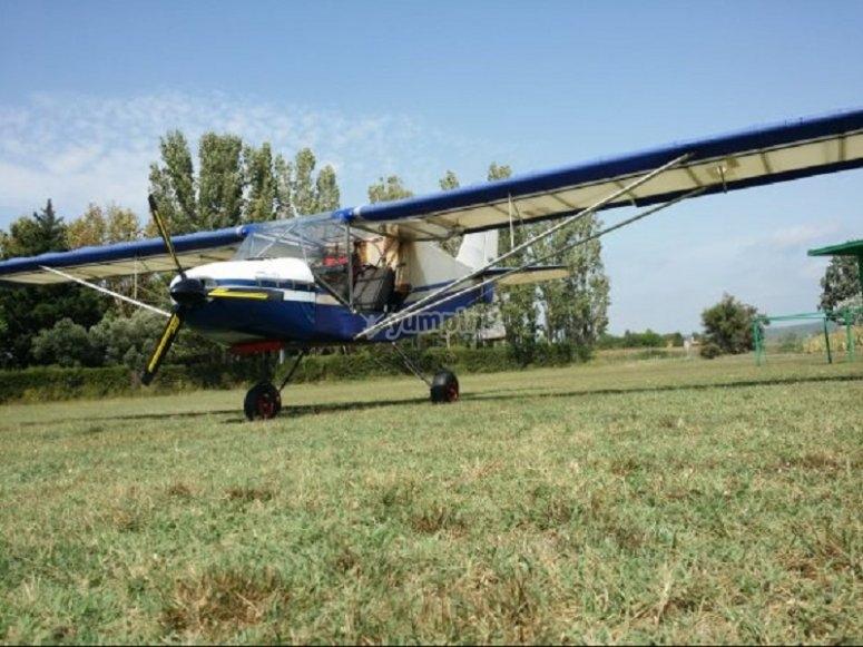 Volar por la Costa Brava en avioneta