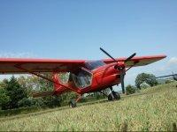 Avioneta para dos personas