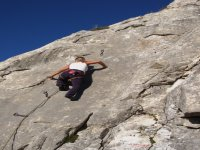 Come and try the experience of climbing