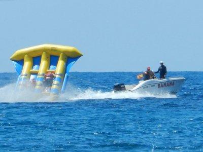 Sessione di pesce volante a Rincon de Loix 15 minuti