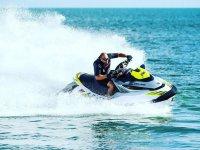 Ruta en moto de agua por costa de Benidorm 30 min