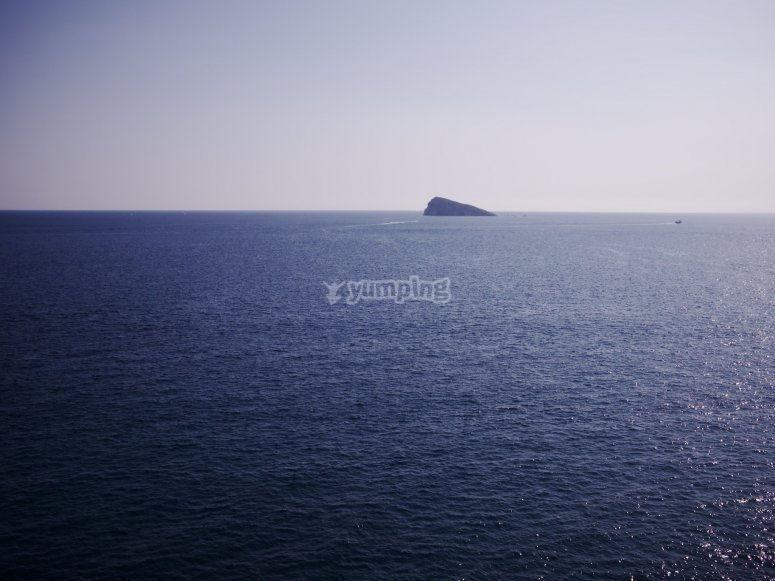 Inmersión en Isla de Benidorm