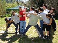 Buscando el equilibrio en grupo