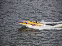 贝尼多姆海岸的快艇之旅30分钟