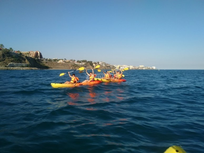 Cruise to islet of Benidorm