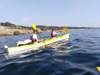 穿越林孔德卢瓦(Rincon de Loix)进行皮划艇之旅2小时