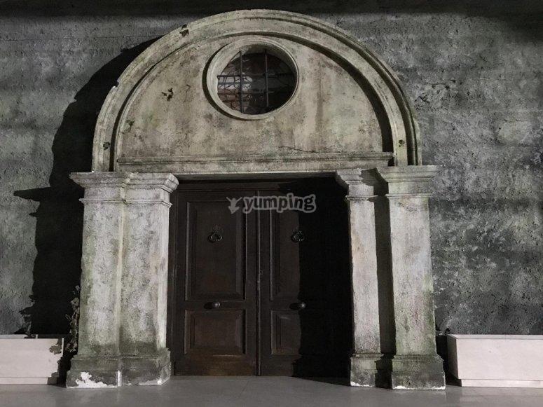 Las puertas del orfanato cerraron para siempre