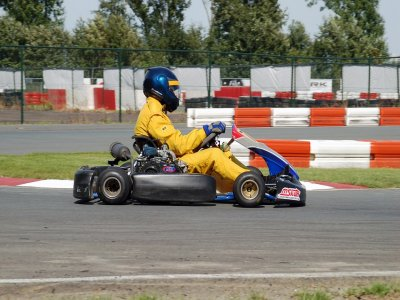 Tanda de karting 10 minutos en Benidorm