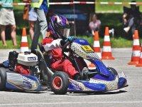 Carrera y entrenamiento con karts 20 min Benidorm