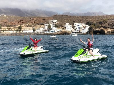 Jet ski tour to El Puertito 2 hours