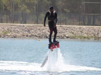 Board the flyboard