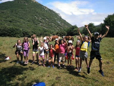 Multiadventure Camp English Guetadar school 5d