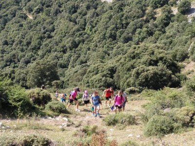 Adventure camp in English 5 days Easter in Estella