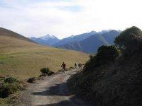 莱昂自行车山地自行车下来阿斯图里亚斯