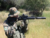 Departure of airsoft in the field