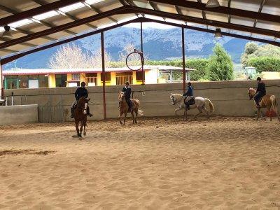 Bono 10 clases equitación Ortigosa del Monte