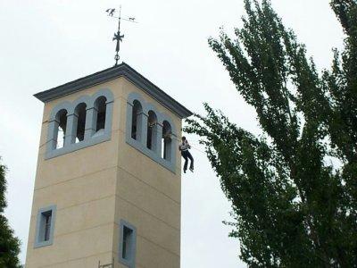 Escuela Esqui Leitariegos Tirolina