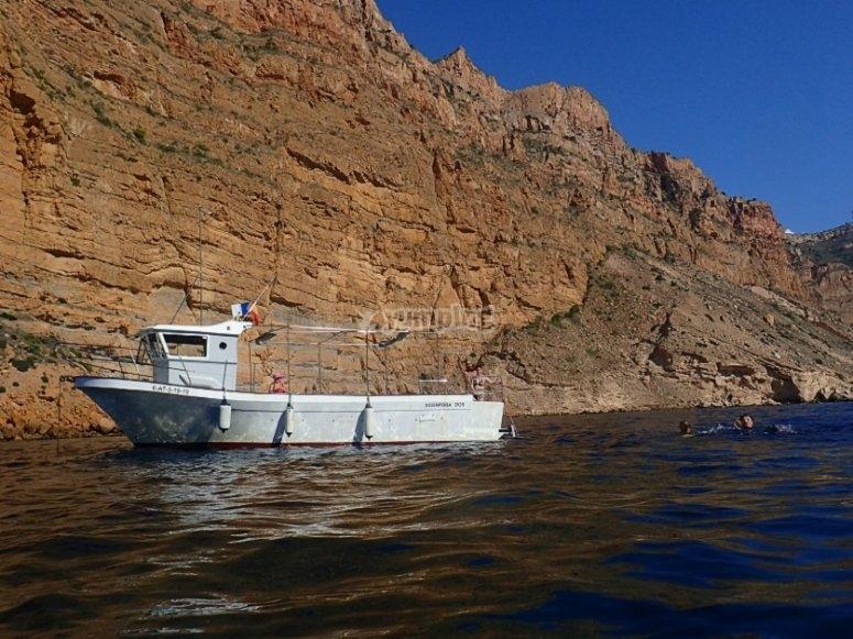 Recorriendo el Mediterráneo