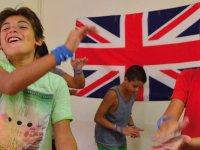 艾瓜弗雷达8月英语和冒险营