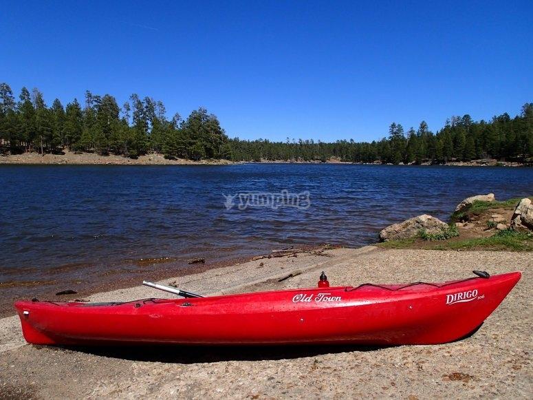 Excursión en kayak 1 hora