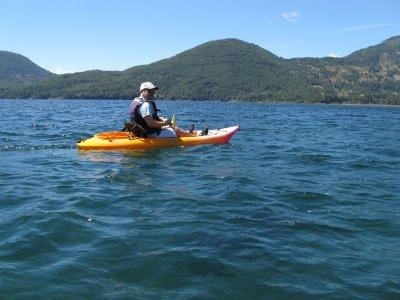 Alquiler kayak durante 1 día en Bahía Alcudia