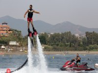 Sesión de 30 minutos flyboard Playa El Padrón