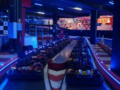 Gené Karting Team Building