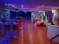 Our karting center