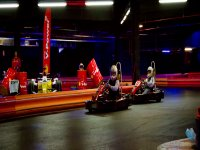 Karting with colleagues