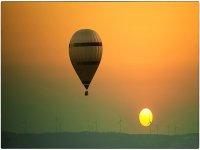 天空中的气球